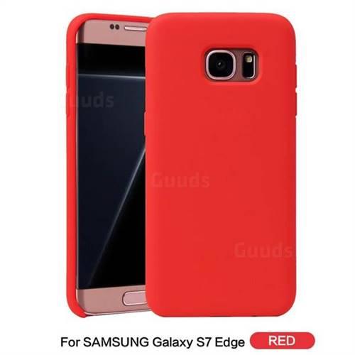 samsung s7 edge custodia silicone