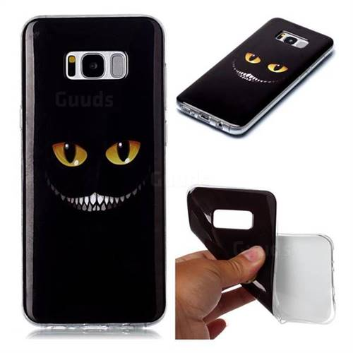 Hiccup Dragon Soft TPU Cell Phone Back Cover for Samsung Galaxy S8
