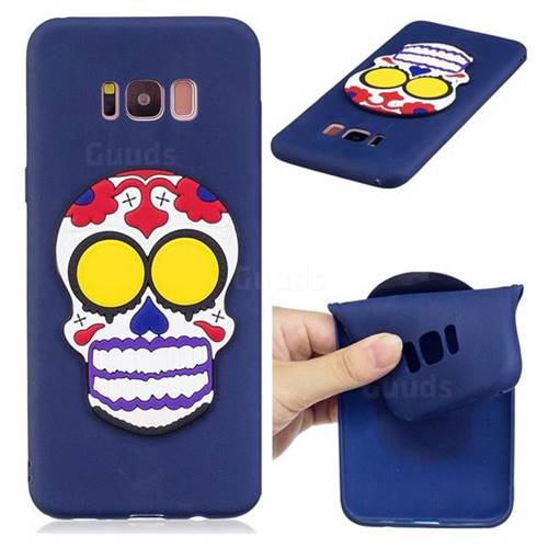 Ghosts Soft 3D Silicone Case for Samsung Galaxy S8 Plus S8+