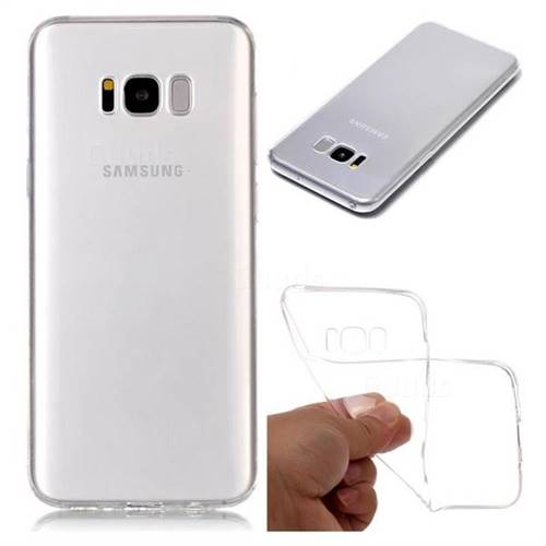 Super Clear Soft TPU Back Cover for Samsung Galaxy S8 Plus S8+
