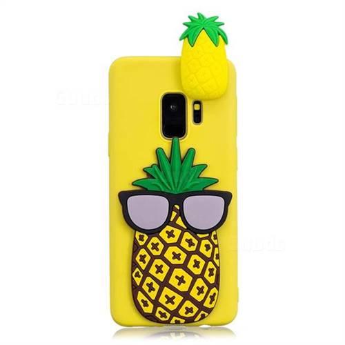 cover samsung s9 ananas