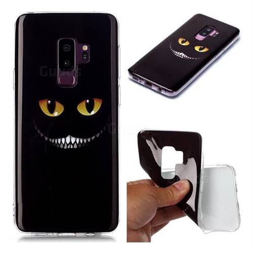 Hiccup Dragon Soft TPU Cell Phone Back Cover for Samsung Galaxy S9 Plus(S9+)