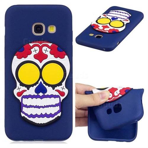Ghosts Soft 3D Silicone Case for Samsung Galaxy A3 2017 A320
