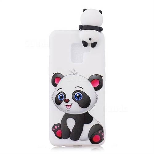 42e0ee6cdf Panda Girl Soft 3D Climbing Doll Soft Case for Samsung Galaxy A8 2018 A530  - TPU Case - Guuds