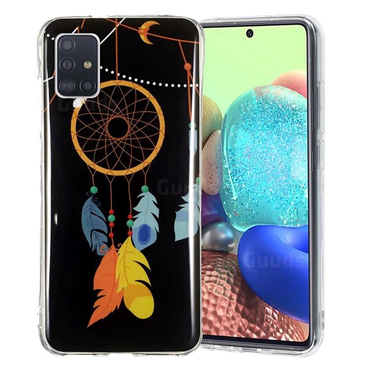 Dream Catcher Noctilucent Soft TPU Back Cover for Samsung Galaxy A71 5G