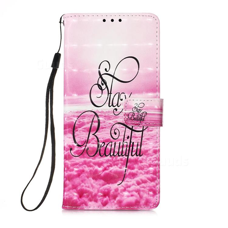 Beautiful 3D Painted Leather Wallet Case for Samsung Galaxy A71 5G