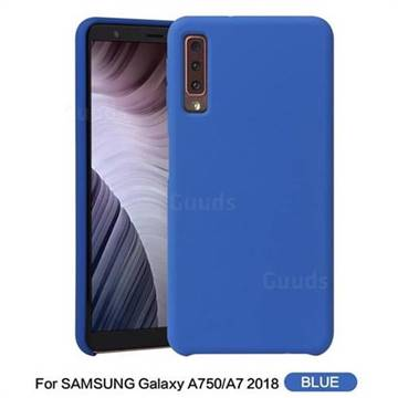 samsung a7 case blue