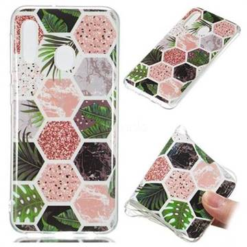 Rainforest Soft TPU Marble Pattern Phone Case for Samsung Galaxy A20e