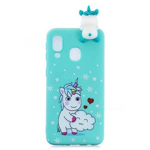 Unicorns Case for Samsung Galaxy A40 by