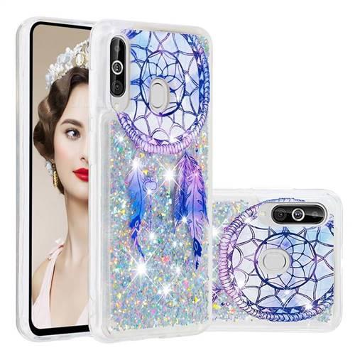 Fantasy Wind Chimes Dynamic Liquid Glitter Quicksand Soft TPU Case for Samsung Galaxy A60