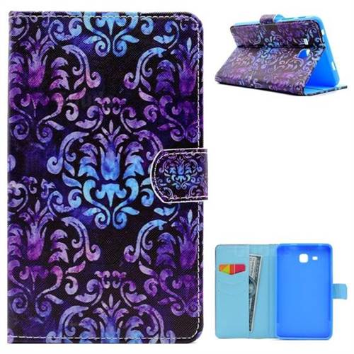 Royal Folio Flip Stand Leather Wallet Case for Samsung Galaxy Tab A 7.0 (2016) T280 T285
