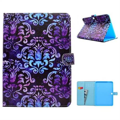 Royal Folio Flip Stand Leather Wallet Case for Samsung Galaxy Tab 4 10.1 T530 T531 T533 T535