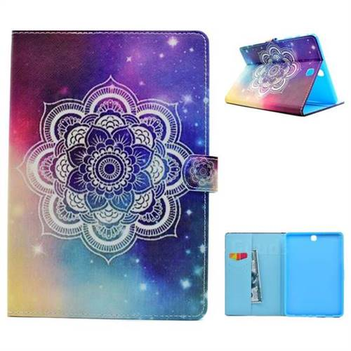 Sky Folio Flip Stand Leather Wallet Case for Samsung Galaxy Tab A 9.7 T550 T555