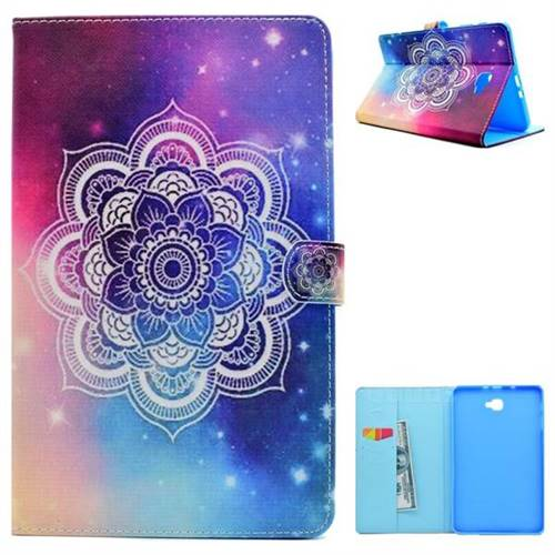 Sky Folio Flip Stand Leather Wallet Case for Samsung Galaxy Tab A 10.1 T580 T585
