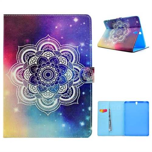 Sky Folio Flip Stand Leather Wallet Case for Samsung Galaxy Tab S3 9.7 T820 T825