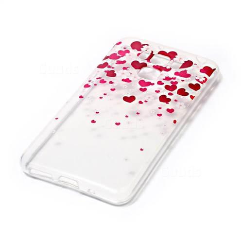 super popular 9371b f4b76 Love Flower Super Clear Soft TPU Back Cover for Asus Zenfone 3 Max ZC553KL