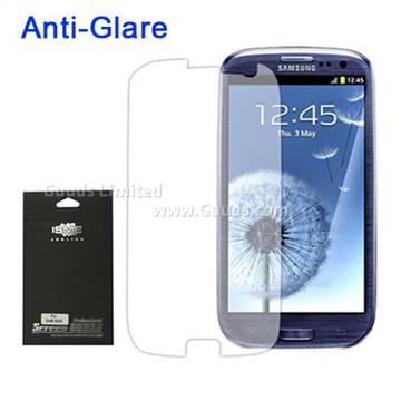 Premium Anti-Glare Screen Guard for Samsung Galaxy S 3 / III i9300