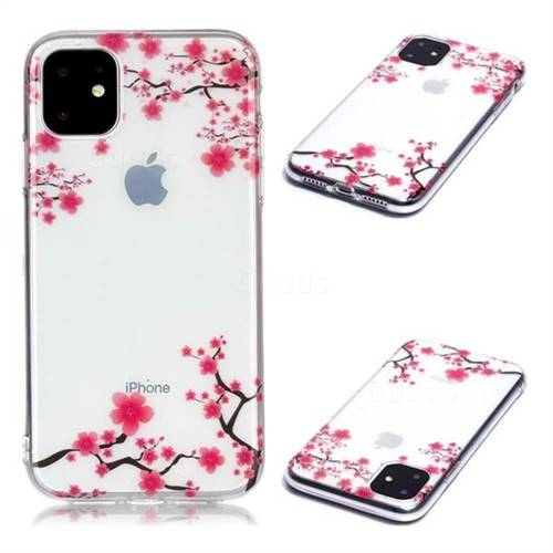 Maple Leaf Super Clear Soft TPU Back Cover for iPhone 11 (6.1 inch)