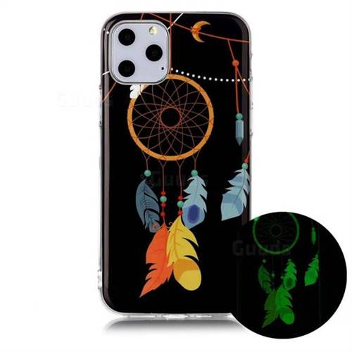 Dream Catcher Noctilucent Soft TPU Back Cover for iPhone 11 Pro Max (6.5 inch)