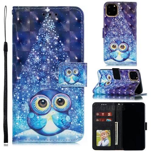 owl iPhone 11 case