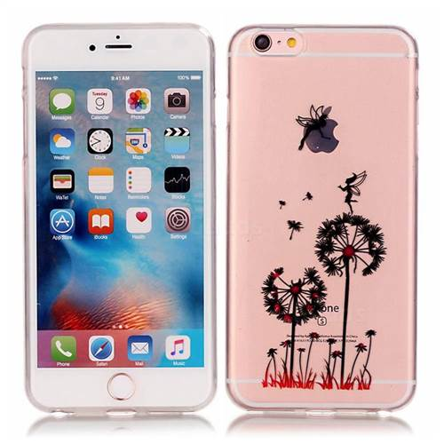 Dandelion High Transparent Soft TPU Back Cover for iPhone 6s 6 (4.7 inch)