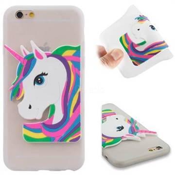 Cute Rainbow Unicorn Cases For Iphone 6