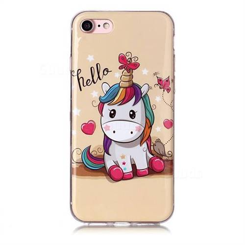cover iphone 6 con unicorni