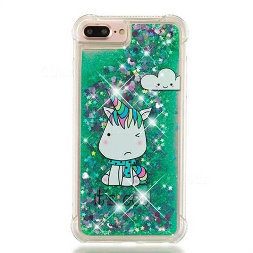 Glitter Unicorn iPhone 6 Plus Case