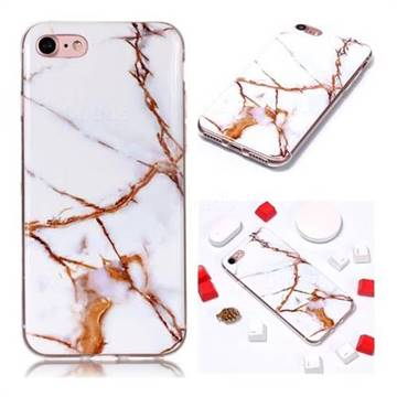 new product 89e5c ded0e Platinum Soft TPU Marble Pattern Phone Case for iPhone 6s Plus / 6 Plus  6P(5.5 inch)