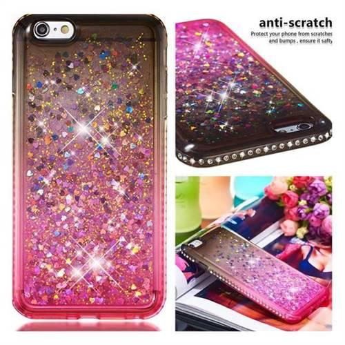 iPhone 6 Plus 6s Plus Pink Glitter