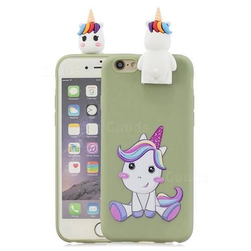 iPhone Case Cute Unicorn Pattern