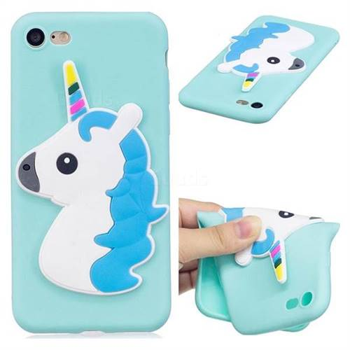 Unicorn Soft 3D Silicone Case for iPhone 8 / 7 (4.7 inch)