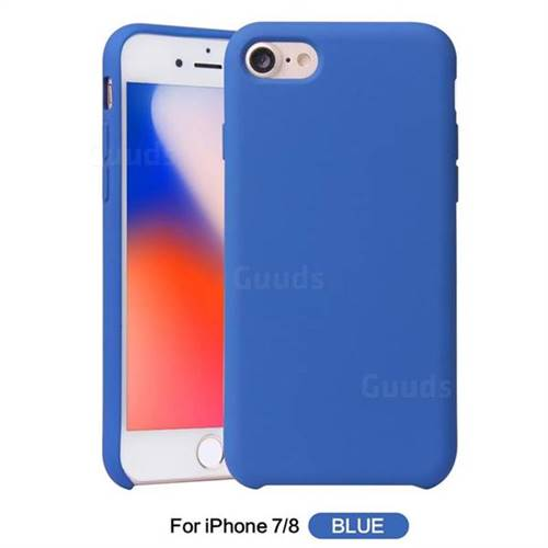 silicone cover iphone 8