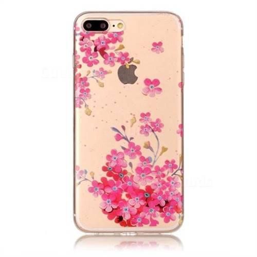 iphone 8 plus case plum blossom