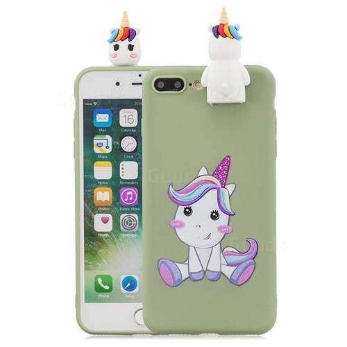 Cute Unicorn Phone Case iPhone 8 Plus