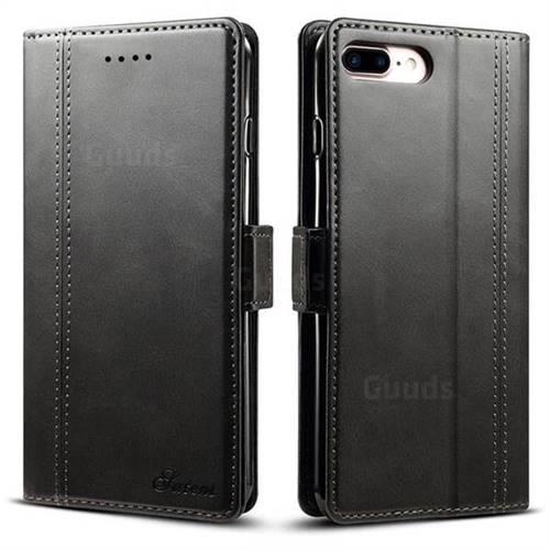 iphone 8 plus flip case grey