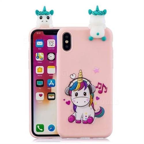 iphone xs unicorn case
