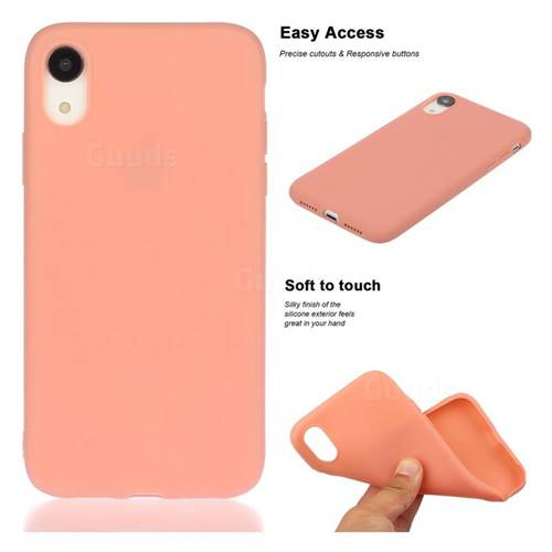 cover iphone xr silicone
