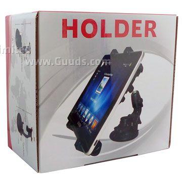 Flexible Car Holder Mount Bracket for iPad / iPad 2 / the New iPad / iPad