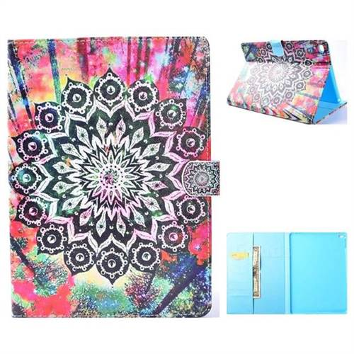 Colorful Folio Flip Stand Leather Wallet Case for iPad Air iPad5