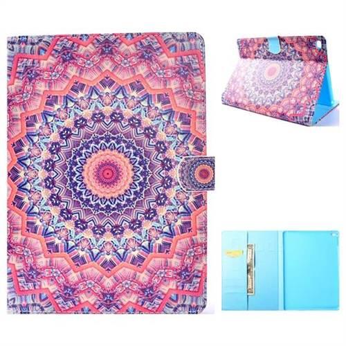 Orange Folio Flip Stand Leather Wallet Case for iPad Air iPad5
