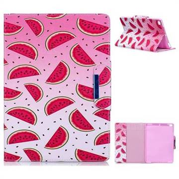 Watermelon Folio Flip Stand Leather Wallet Case for iPad Air iPad5