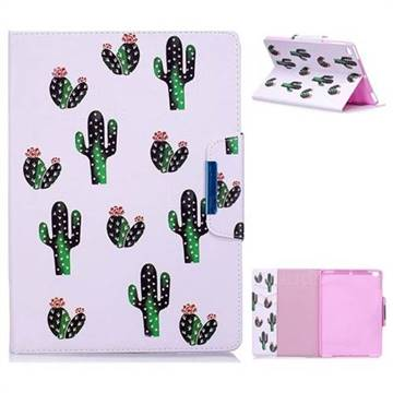 Cactus Folio Flip Stand Leather Wallet Case for iPad Air 2 iPad6