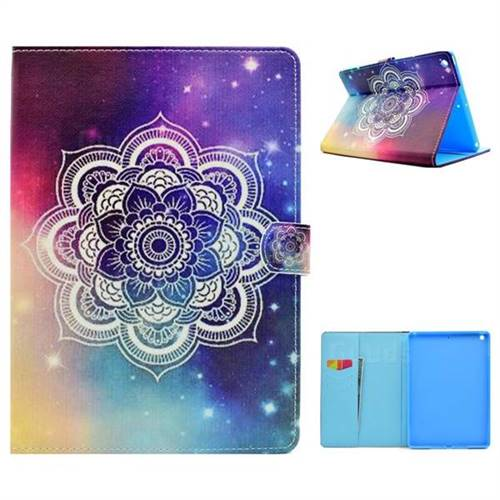 Sky Folio Flip Stand Leather Wallet Case for iPad 9.7 2017 9.7 inch
