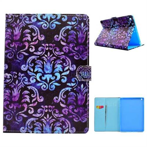Royal Folio Flip Stand Leather Wallet Case for iPad 9.7 2017 9.7 inch