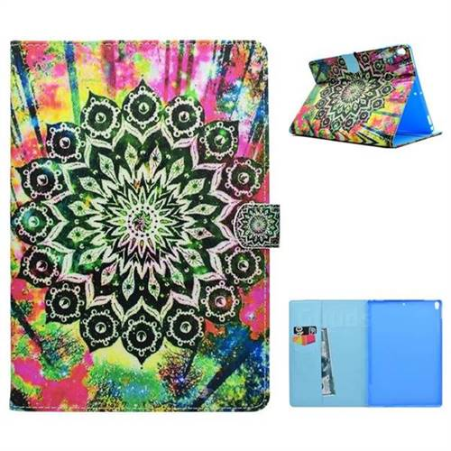 Colorful Folio Flip Stand Leather Wallet Case for iPad Pro 10.5