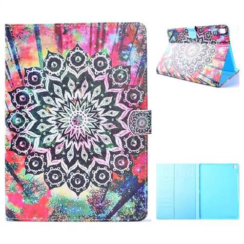 Colorful Folio Flip Stand Leather Wallet Case for iPad Pro 9.7 2016 9.7 inch