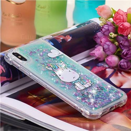 iphone xs case unicorn