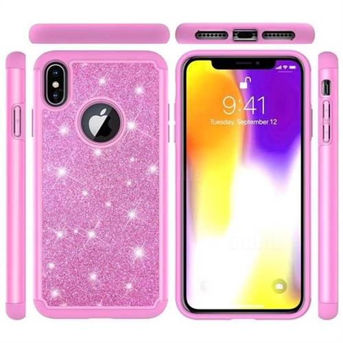 iphone xs max phone case glitter