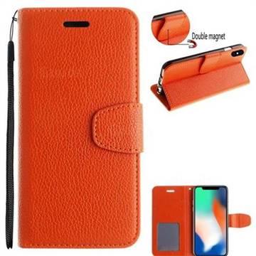 iphone xs orange case